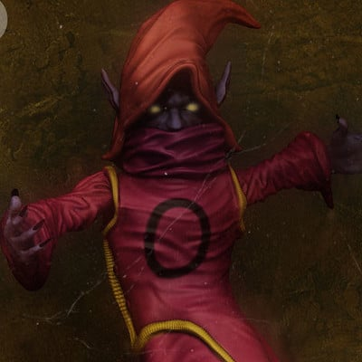 ORKO (from The Masters of the Universe)