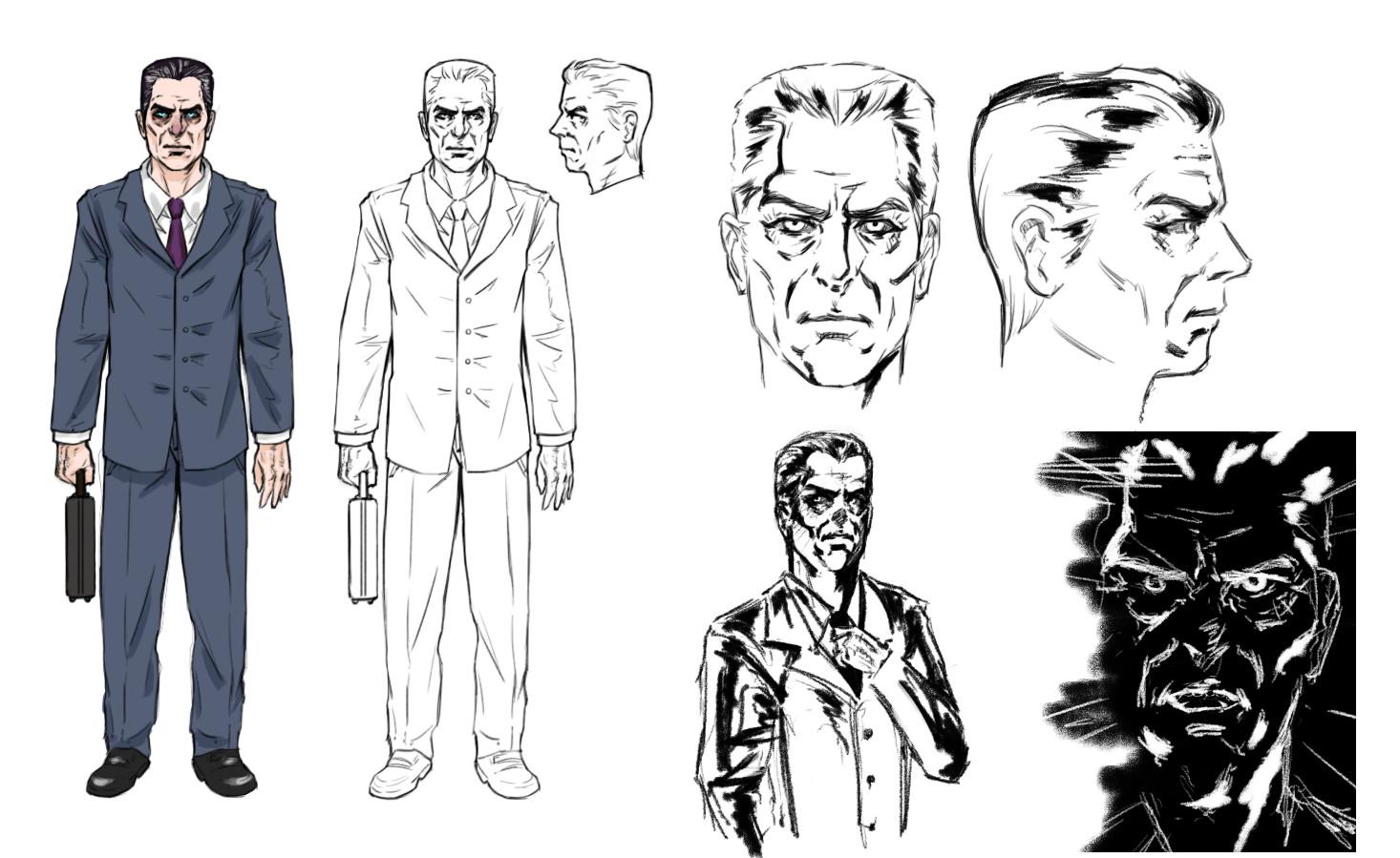 Artstation Half Life 2 Concept Arts Vitor Hugo Watson Trajano