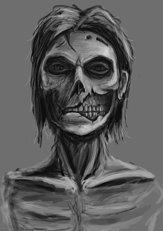 Keishu nakao zombie woman2