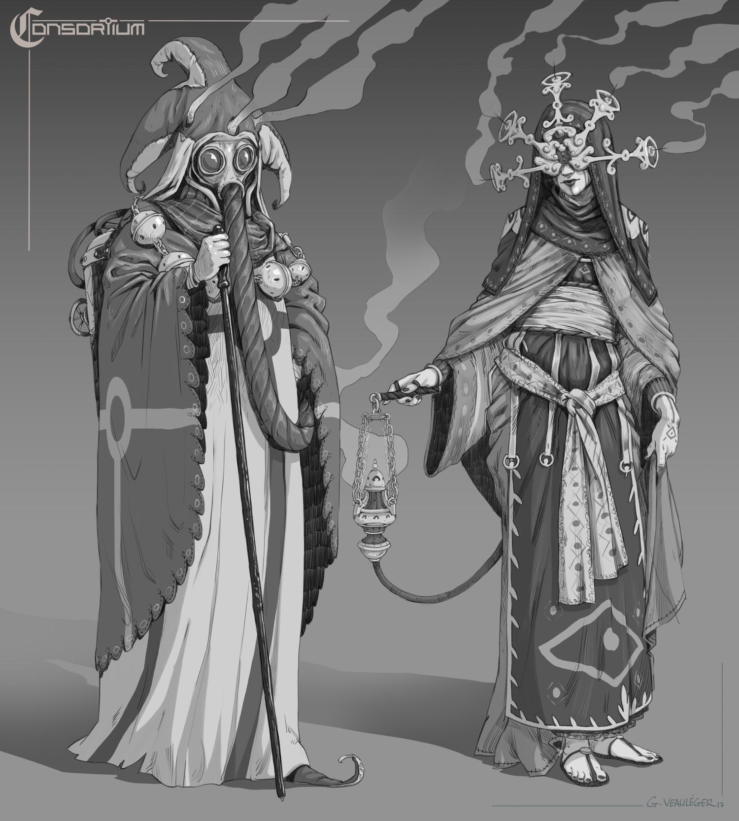 Gregoire veauleger gregoire veauleger consortium priests