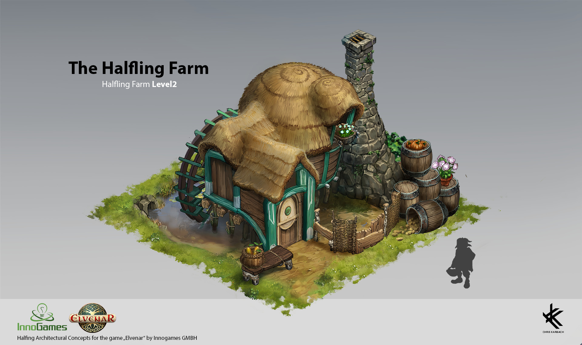 Halfling Farm Level 2