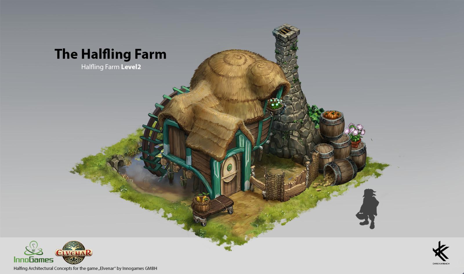 Halfling Farm Level 2