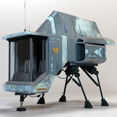 Summer duval spaceship 01