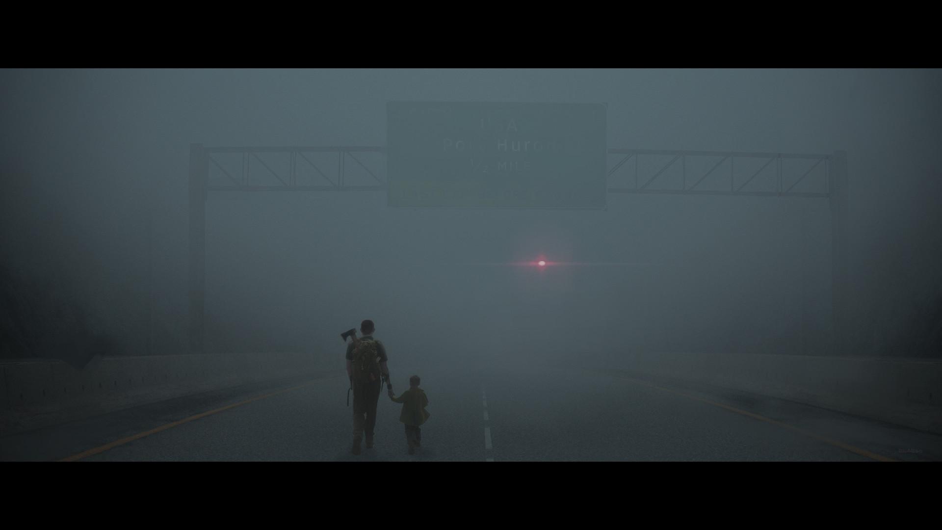 Ricardo guimaraes the fog