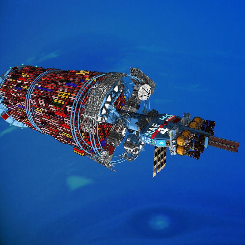 Maersk Line Orbital Tug
