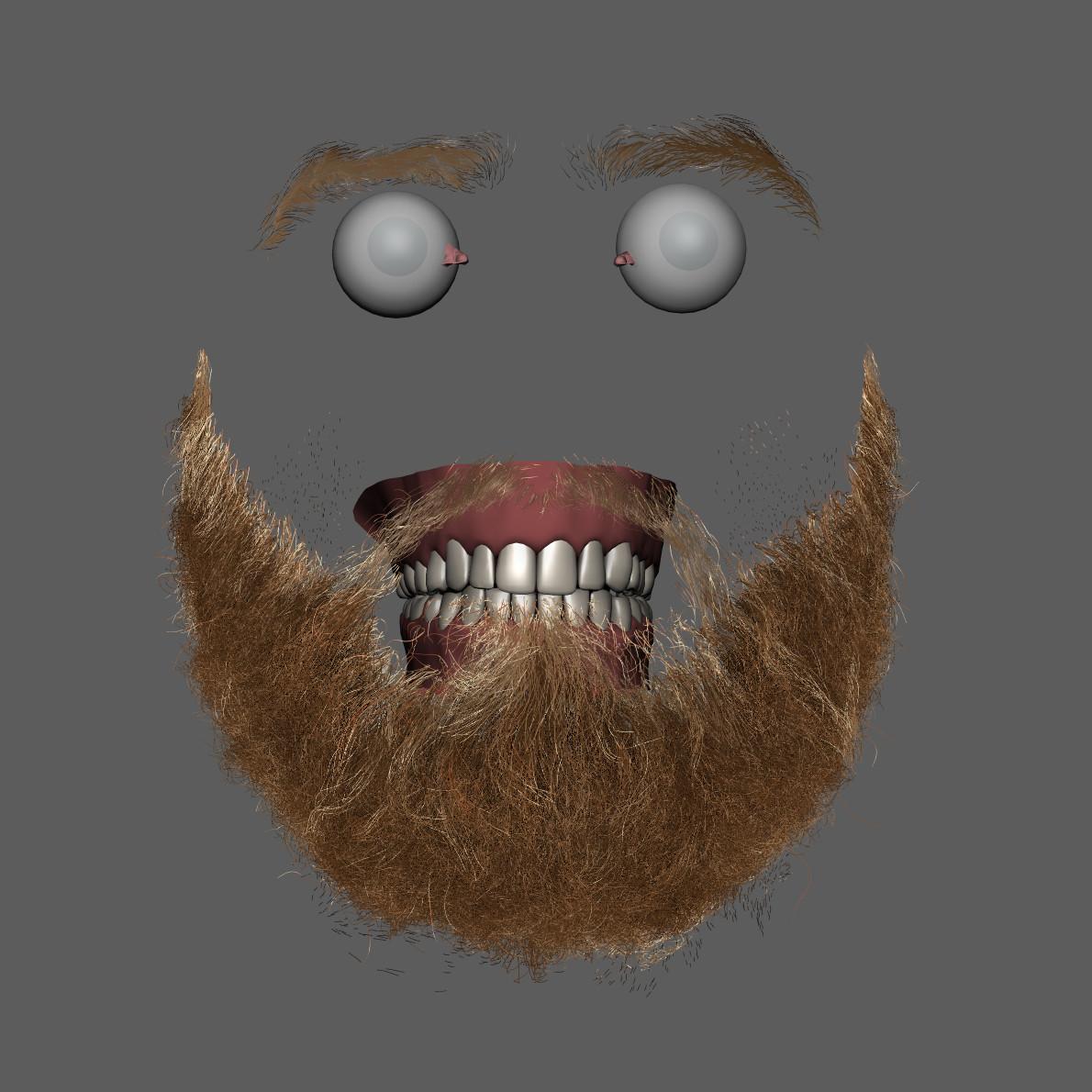 Bonus: Angry Beard