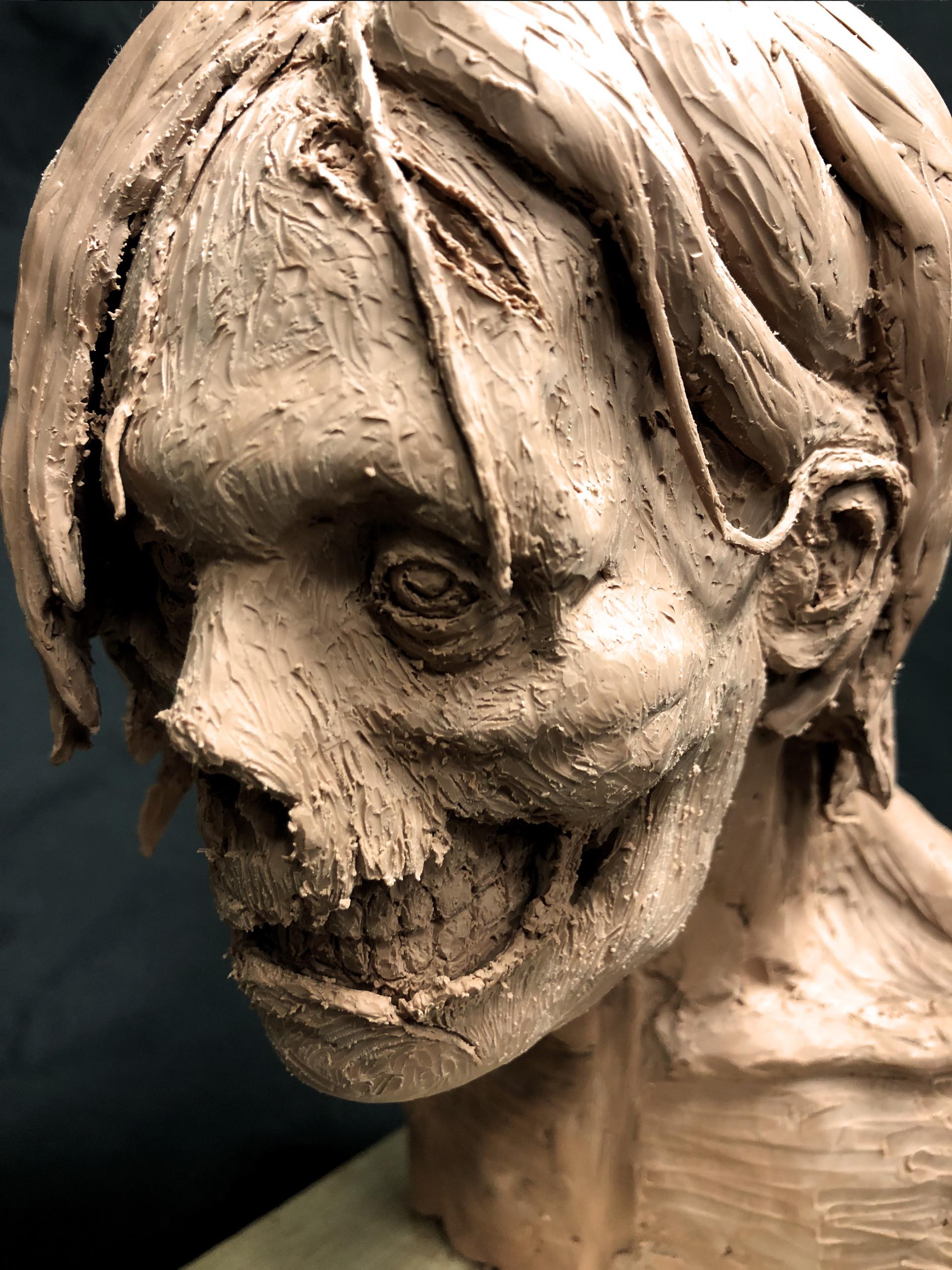 Keishu nakao zombie woman05