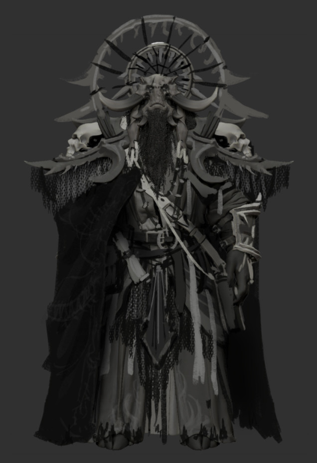 Orc Archpriest