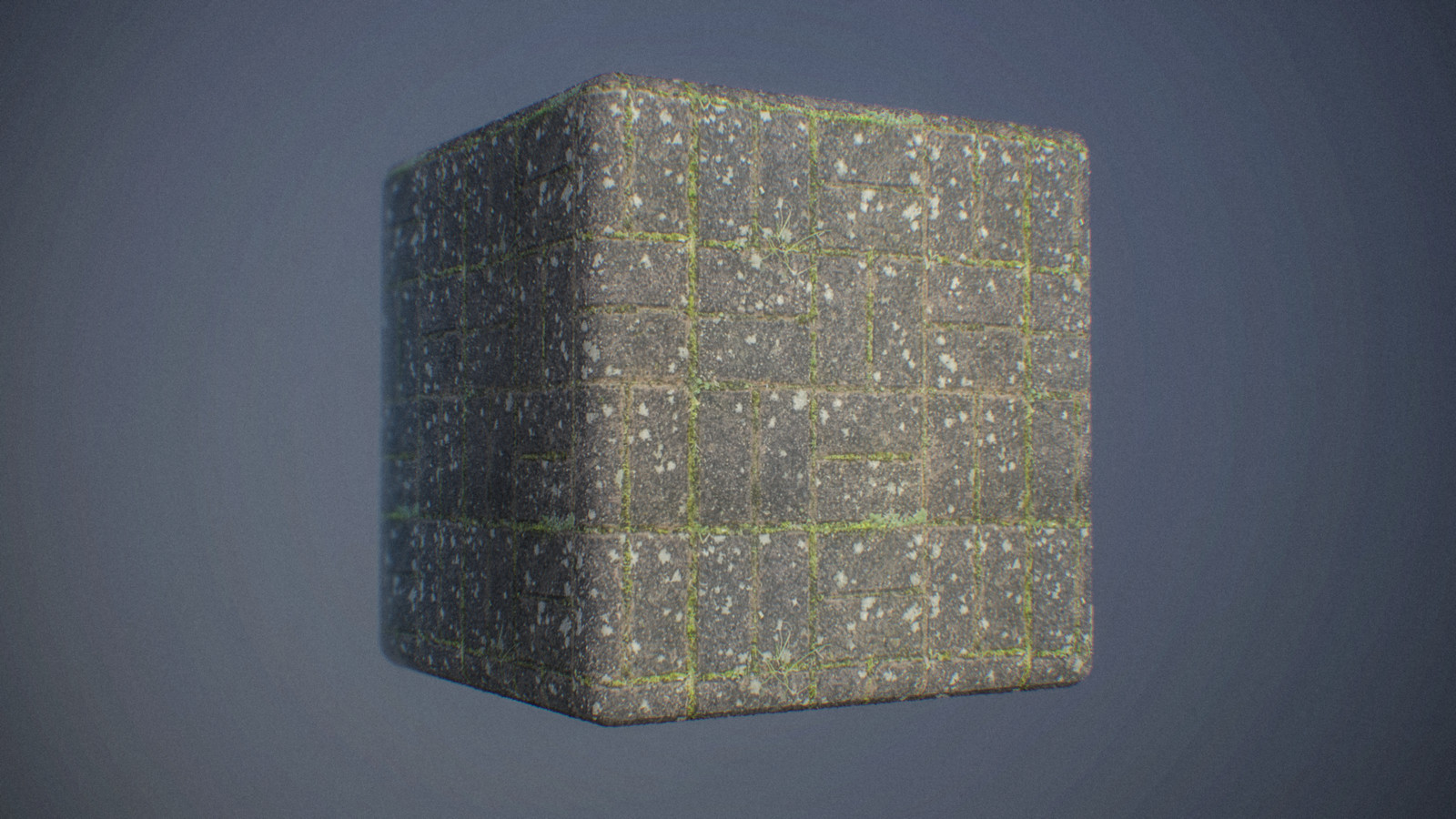 Texture Practice - Brick Ground Tile