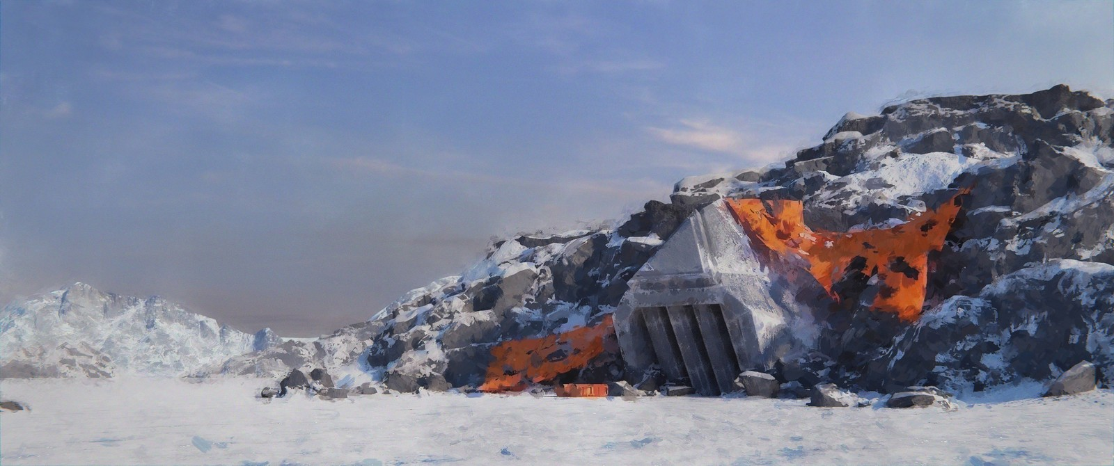 Starfall - Reclaimed Bunker