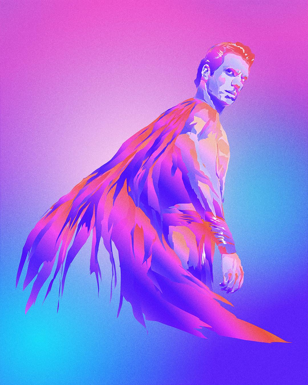 Nick tam full masaolab justiceleague colorillustration superman v1