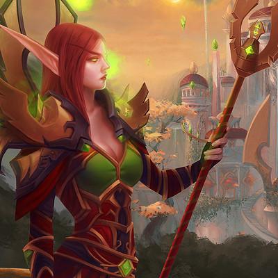 Bren rodri blood elf