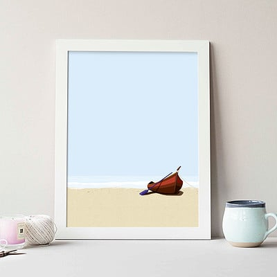 Rajesh r sawant ship by shore frame