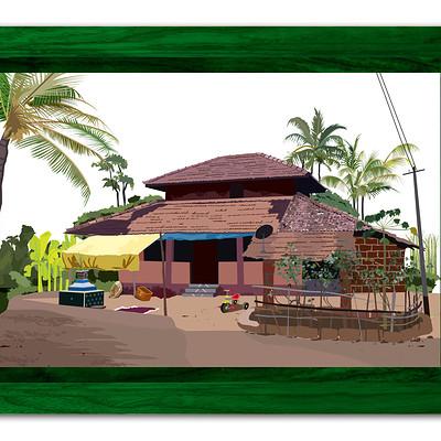 Rajesh r sawant vadkol house