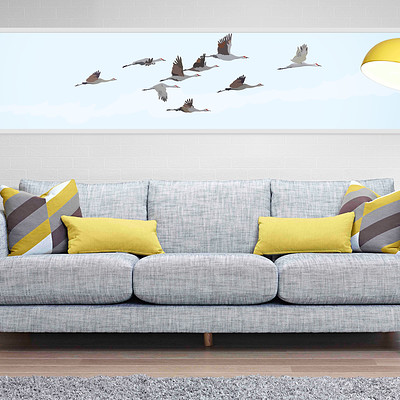 Rajesh r sawant birds flight frame