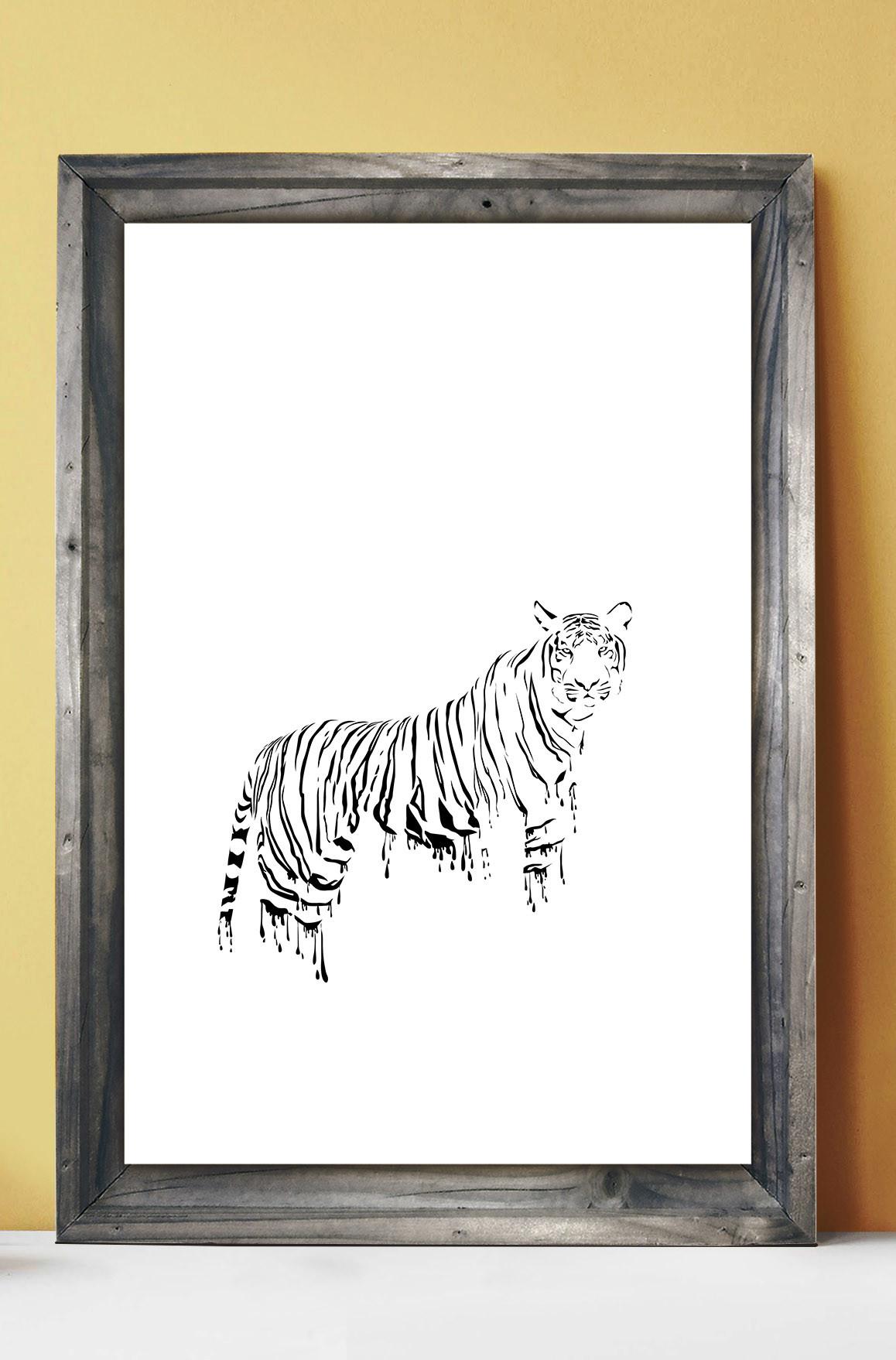 Rajesh r sawant tiger global warm 2