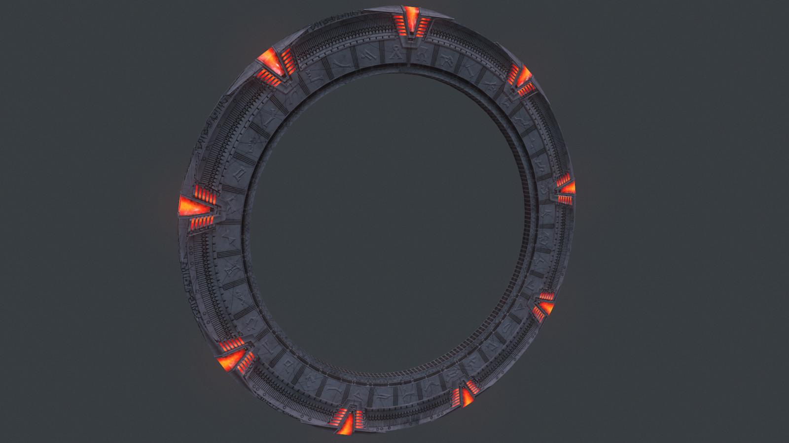 Milky Way Stargate