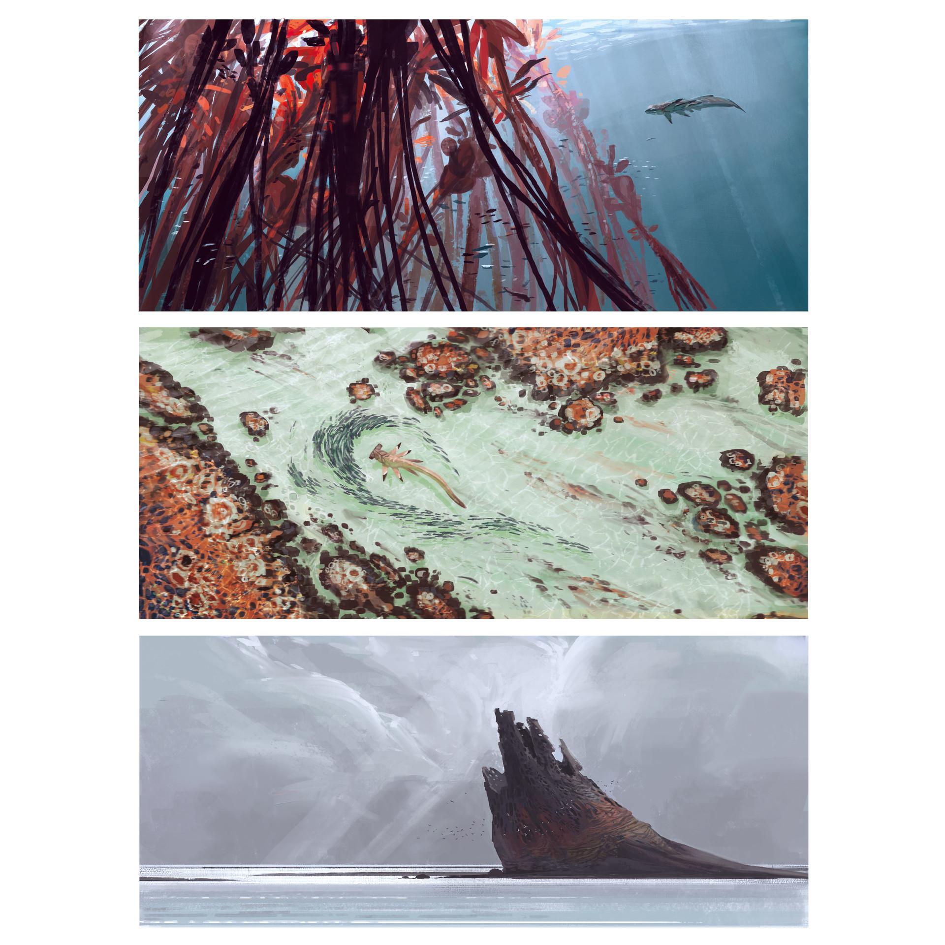 [Reflexion] Les oeuvres qui vous inspirent Alexander-ostrowski-05-sea-colorroughs-insta2