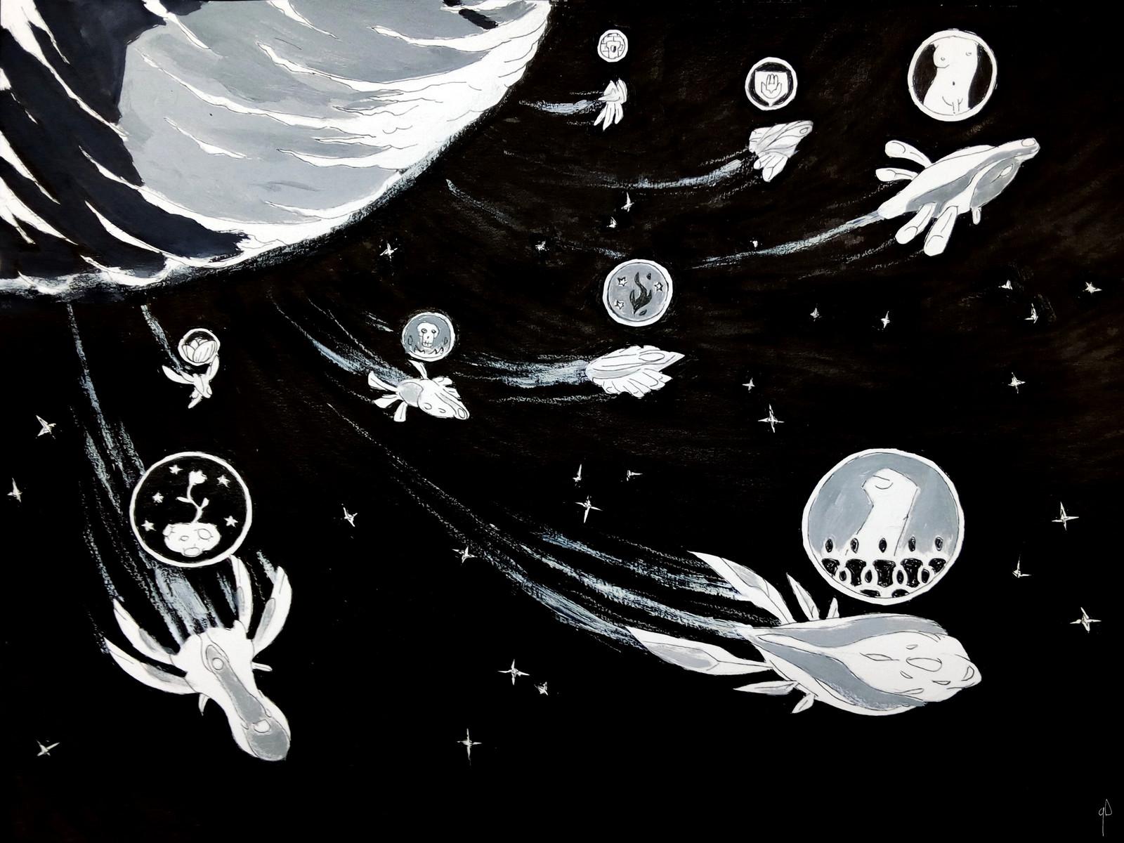 Earth's clans exodus