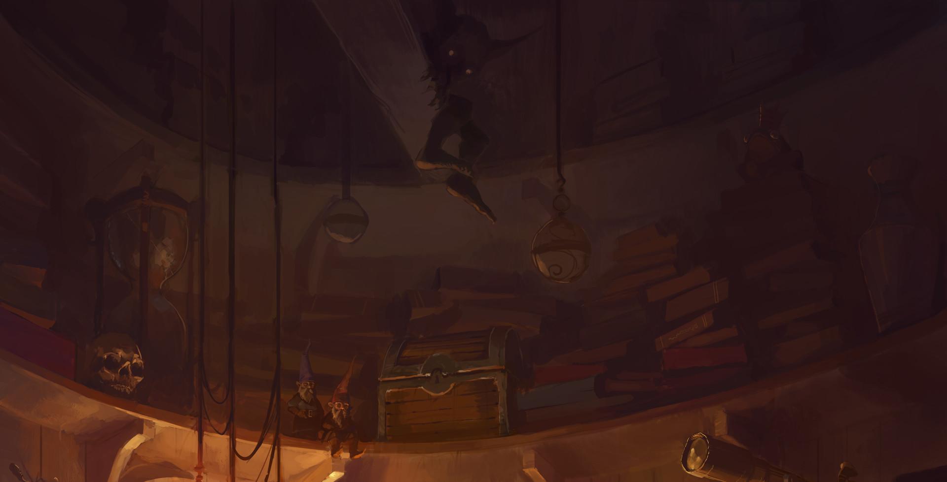 Pedro kruger garcia mind library close up2