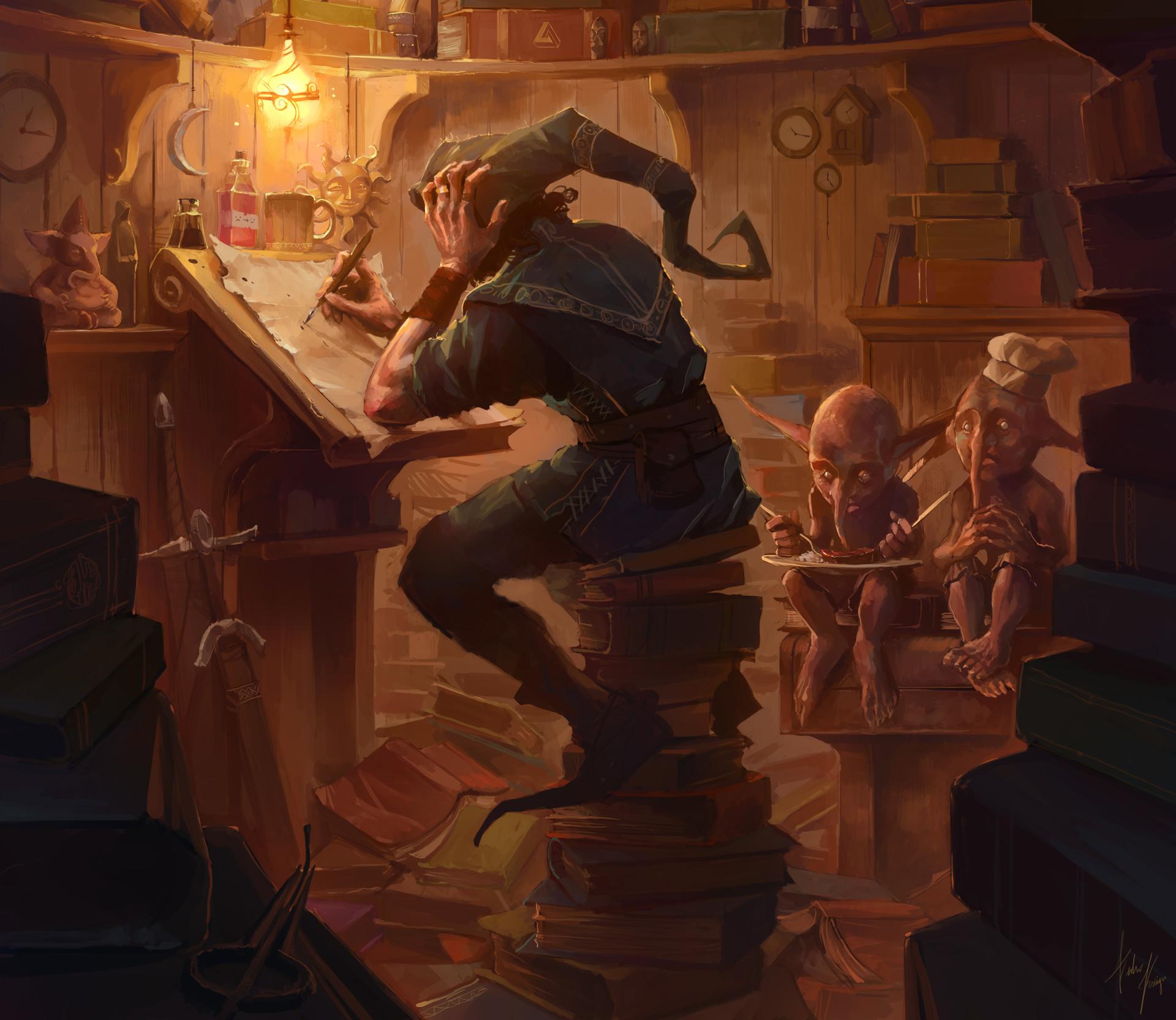 Pedro kruger garcia mind library close up4