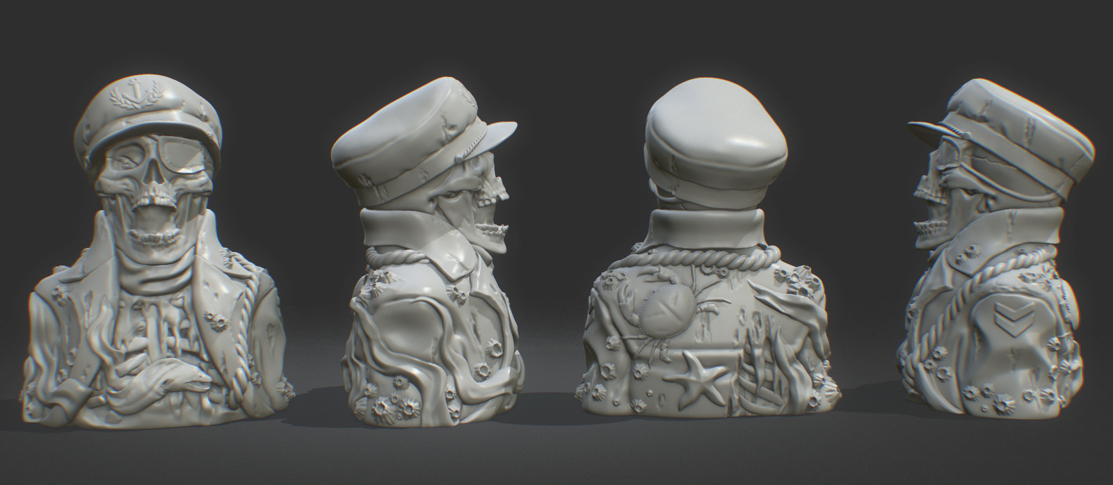 Munktiki Mug Project.