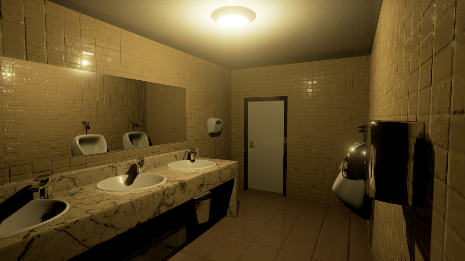ArtStation - HORROR GAME - UNREAL ENGINE 4 PROJECT