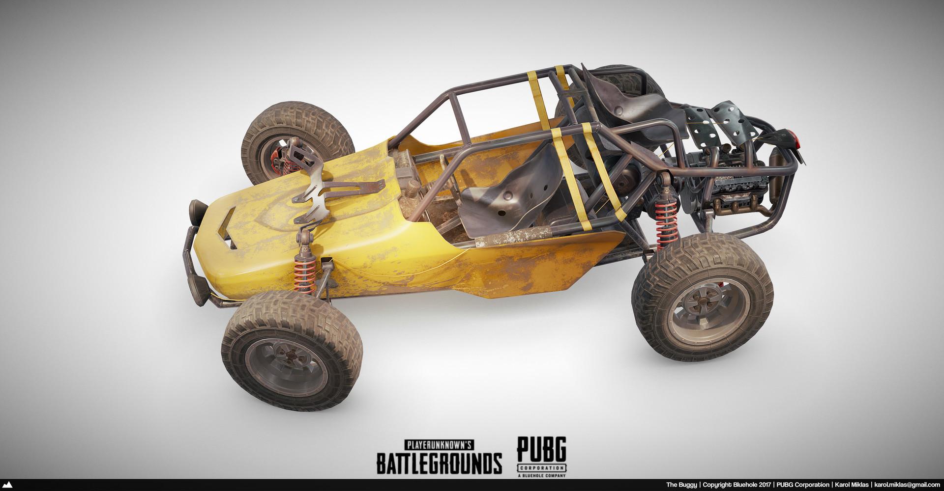 Snap Karol Miklas Playerunknown S Battlegrounds: Buggy