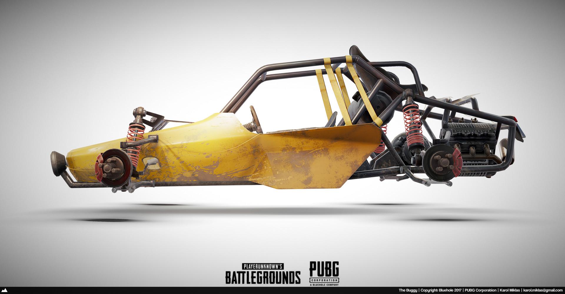Pubg Buggy Wallpaper: Playerunknown's Battlegrounds: Buggy