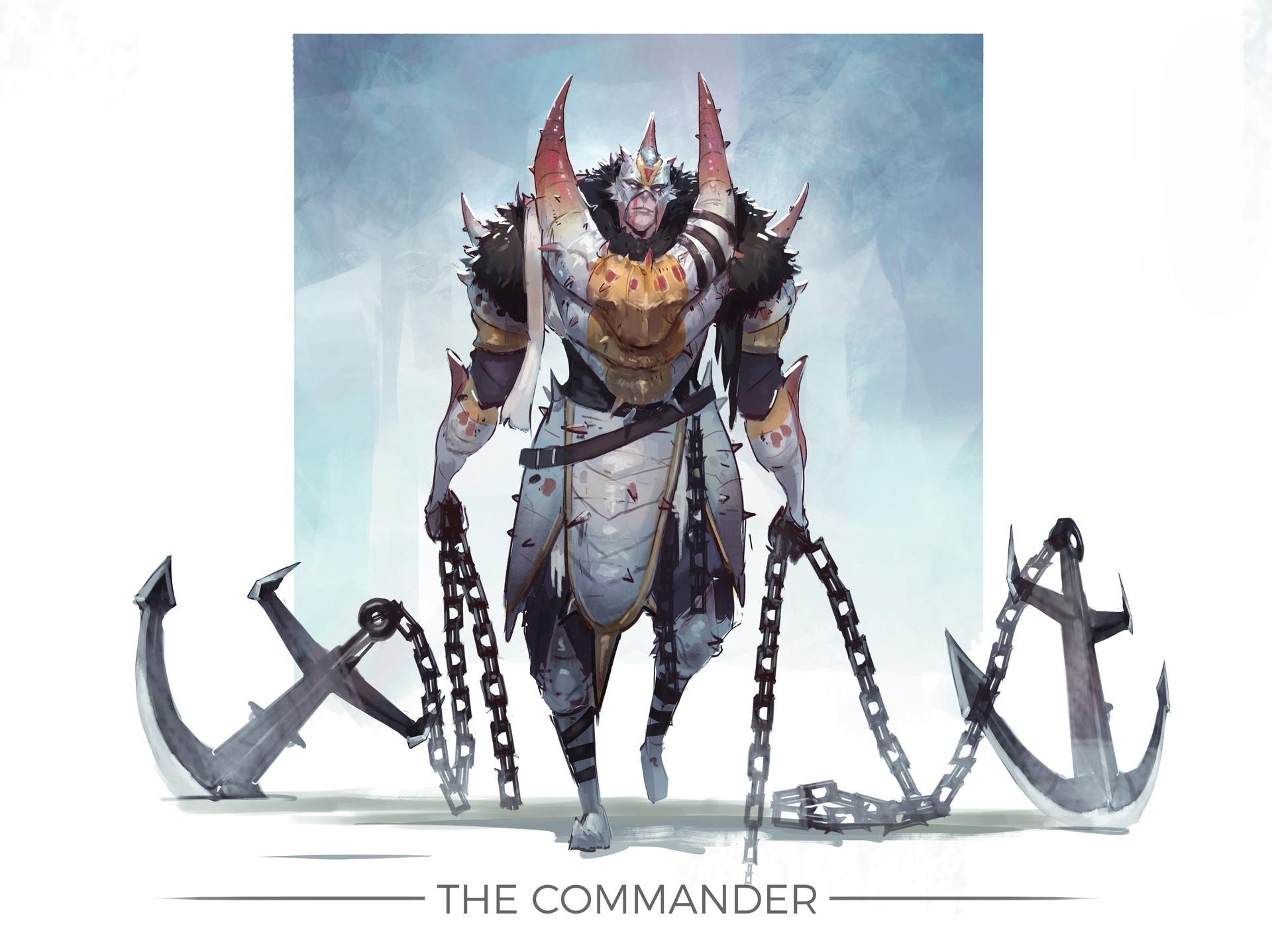 Jeff chen commander final