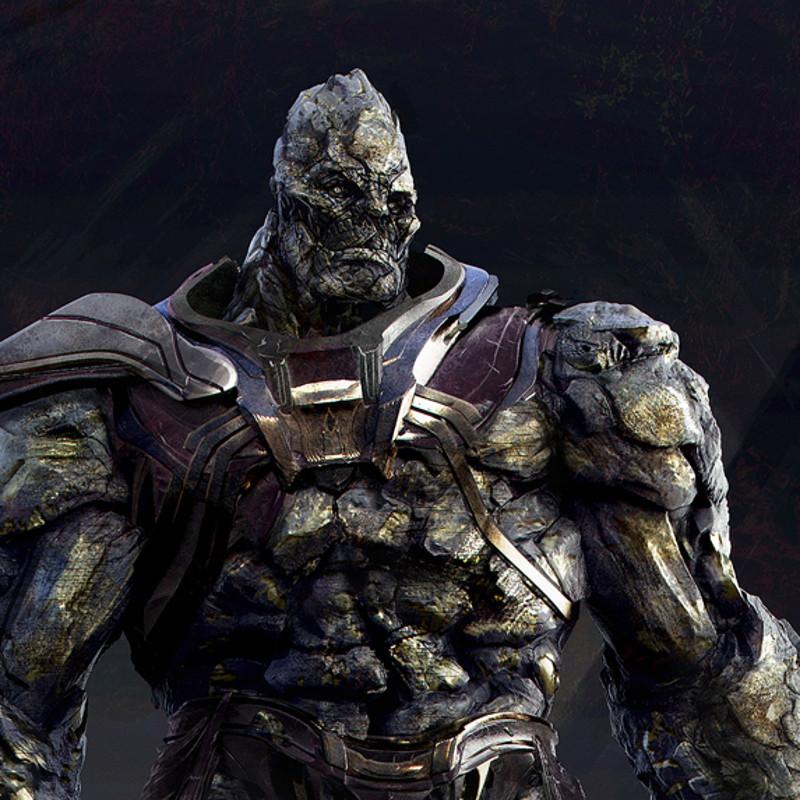 Thor Ragnarok: Korg