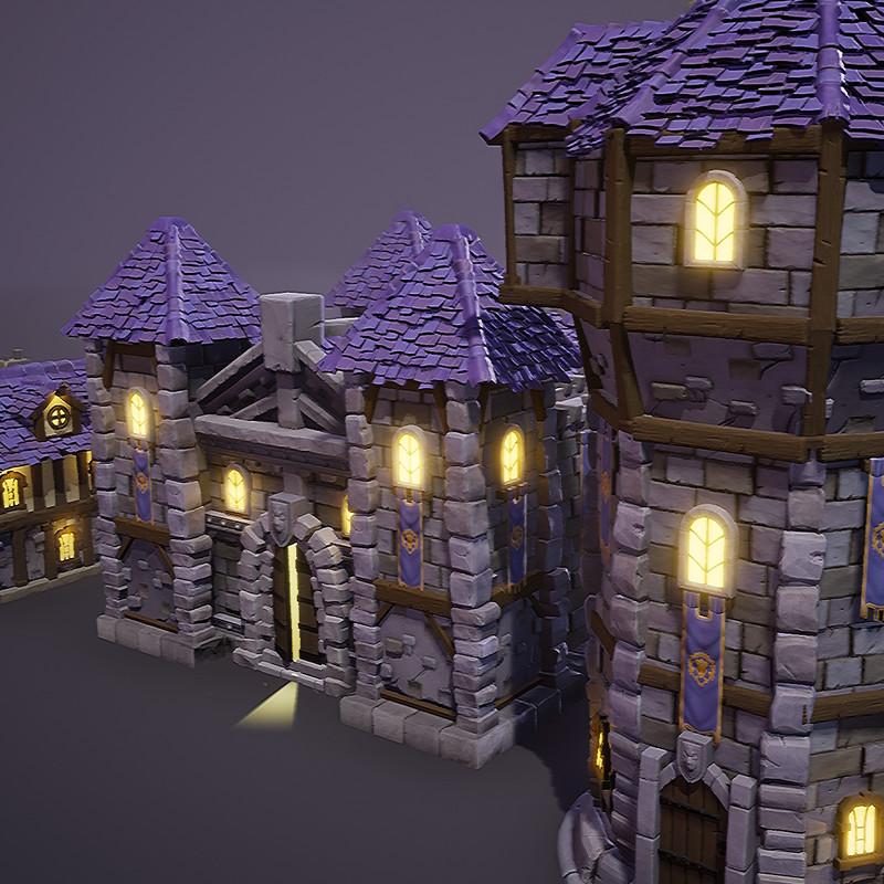 Warcraft 3 Buildings - FANART