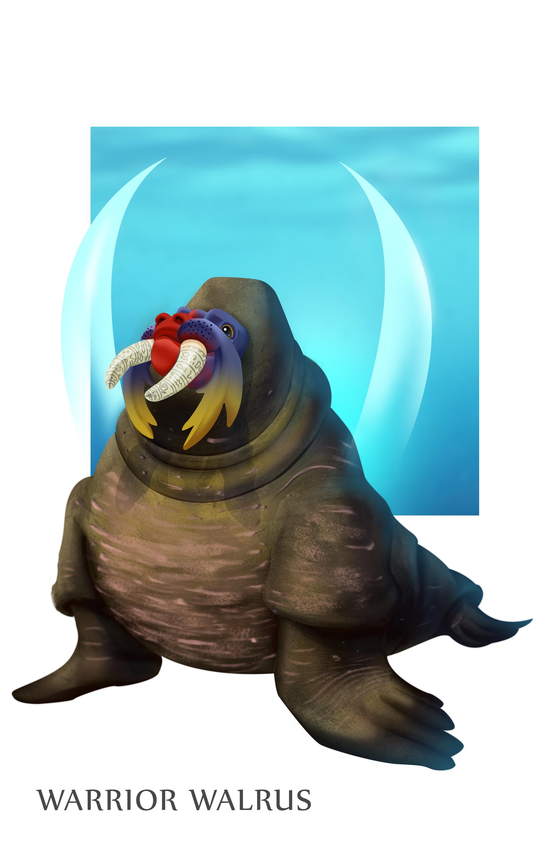 Hector mexia walrus