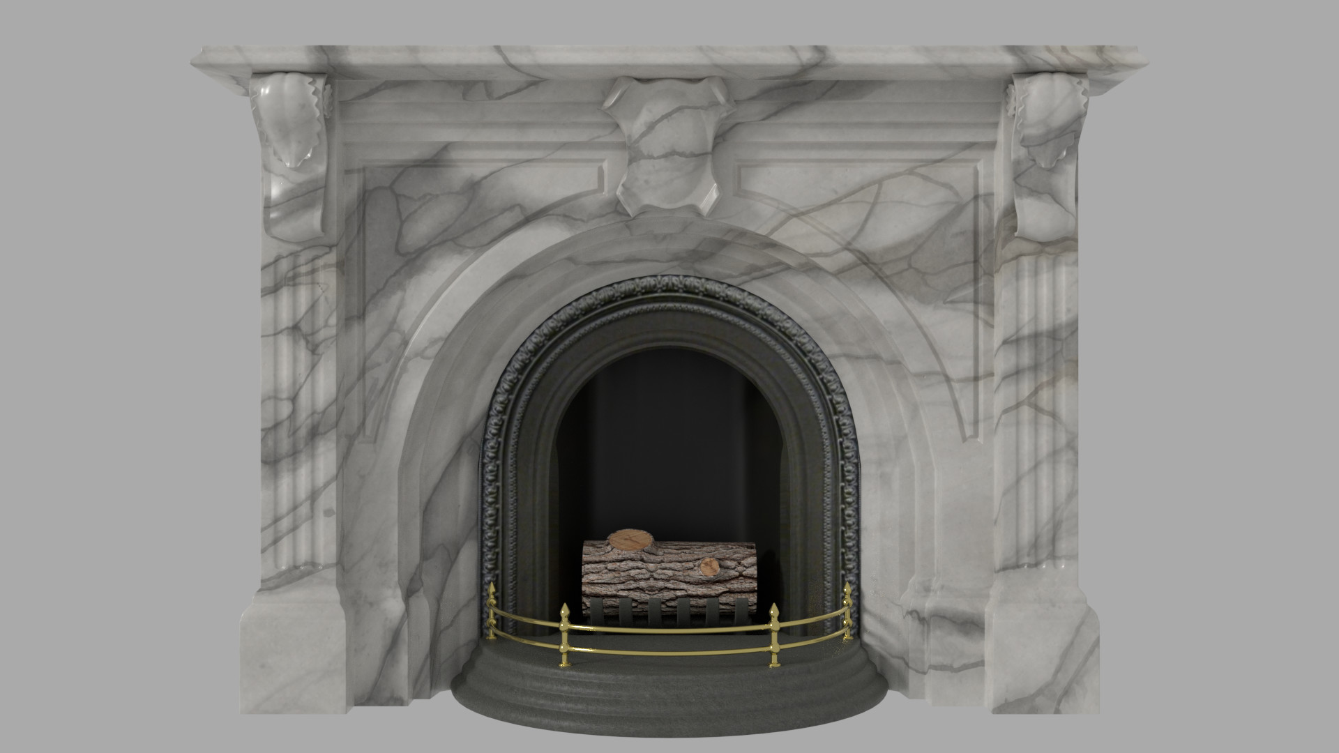 I have become fascinated with modeling late 1800's/early 1900's architecture and props. This gave me a chance to try my hand at that, and to experiment with Blender's smoke and fire sim.