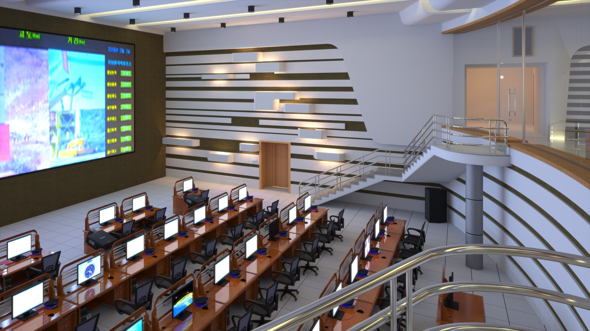 Duane kemp 12 control center balcony stairs dk 01 a