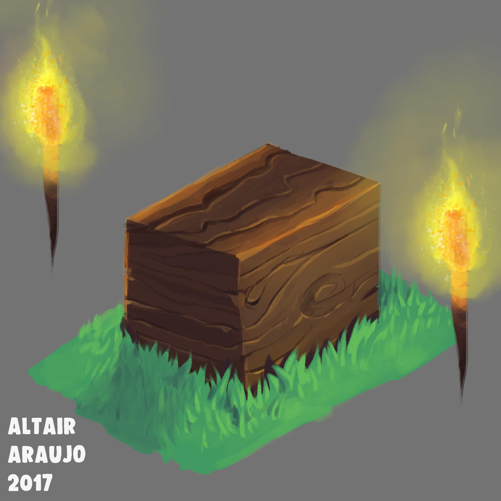Altair araujo wood
