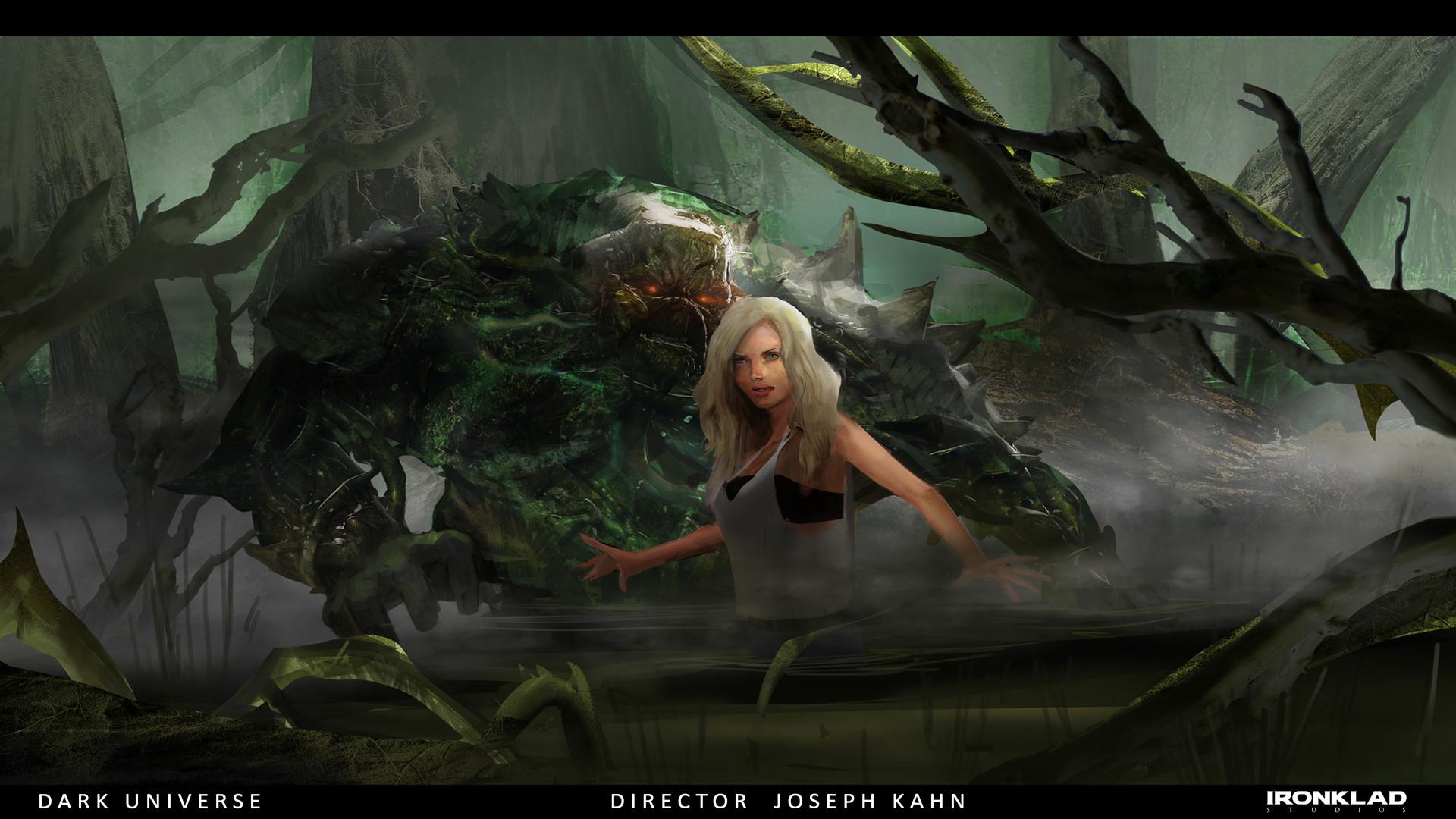 Artstation Dark Universe Ironklad Studios