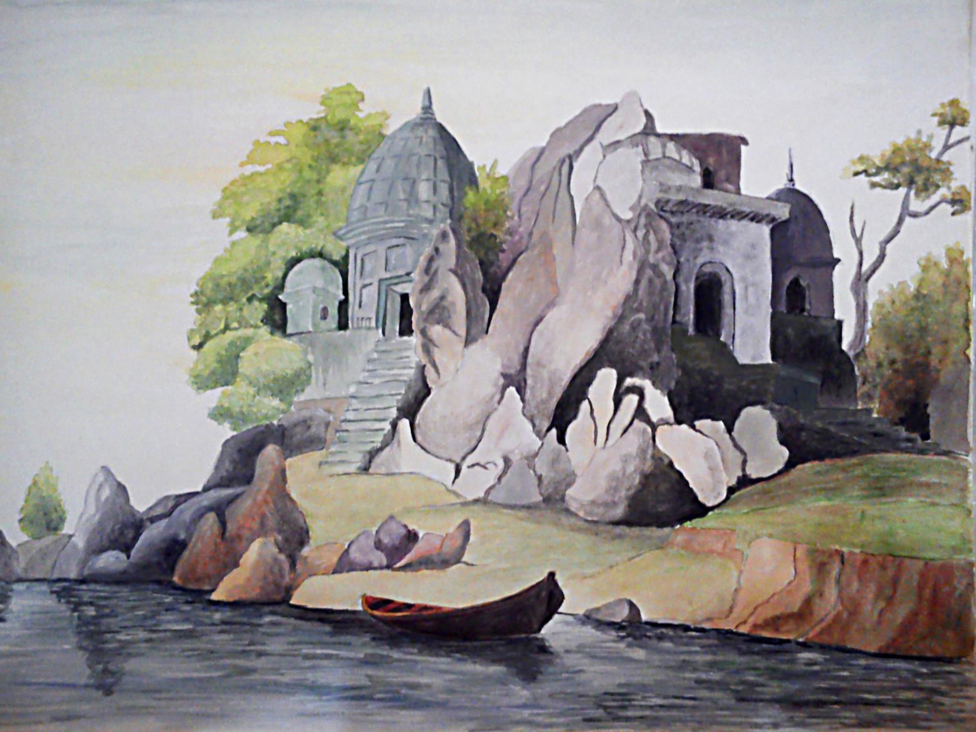 Rajesh r sawant temple rock