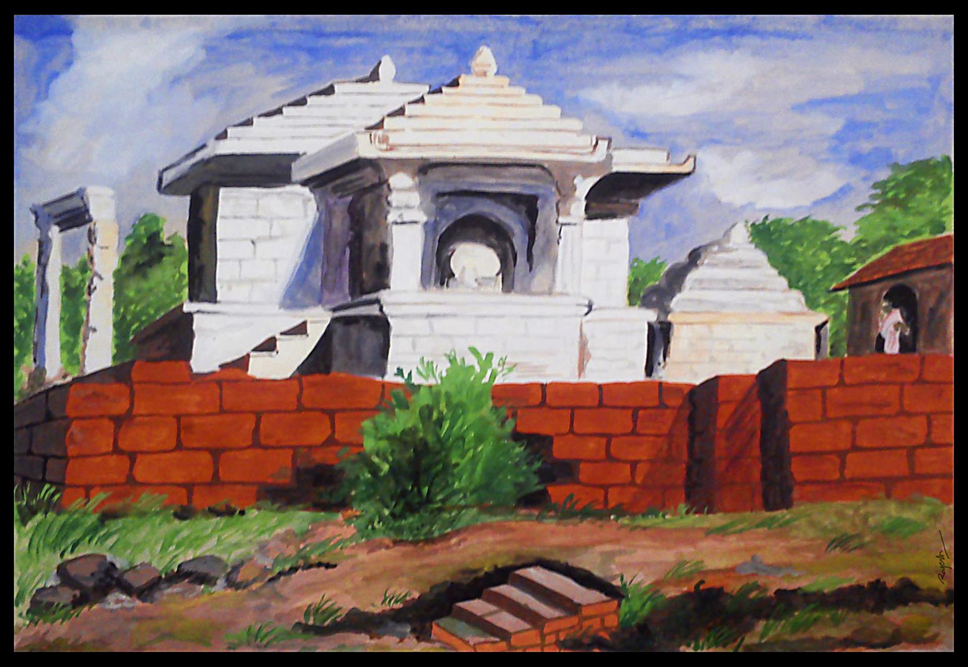 Rajesh r sawant temple mab