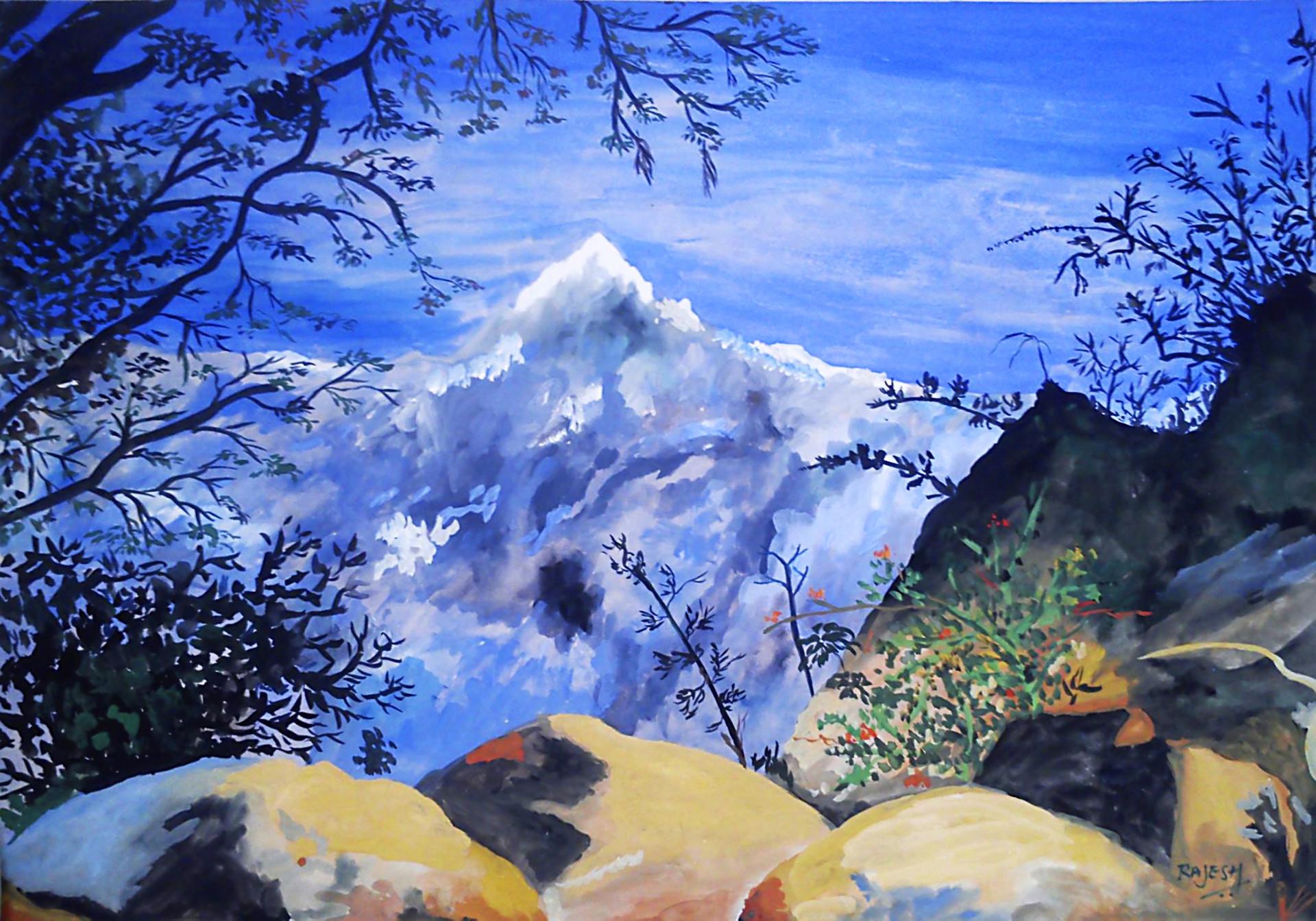 Rajesh r sawant mountain