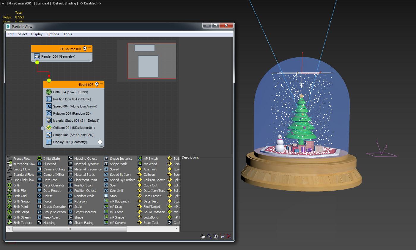 ArtStation - Snow Globe, Can Ocak