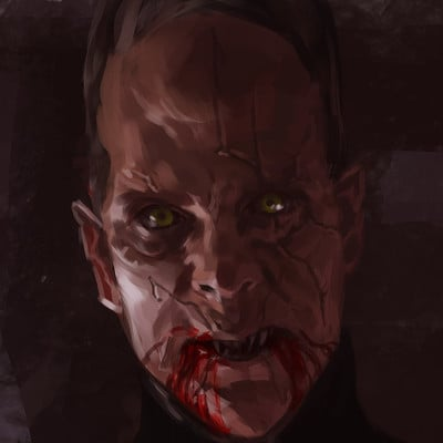 Miguel iglesias vampire study3 artstation