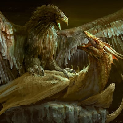 Antonio j manzanedo eagle vs dragon manzanedo 2