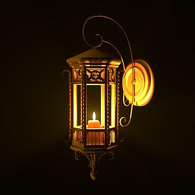 Dmitriy kondratenko lantern2