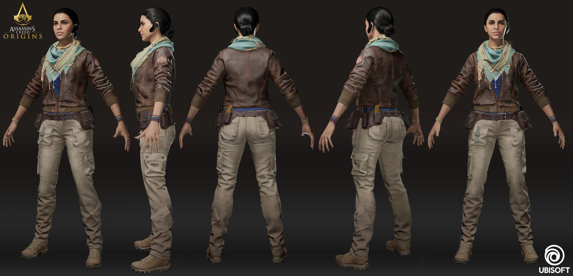 Artstation Assassin S Creed Origins Nicholas Minns