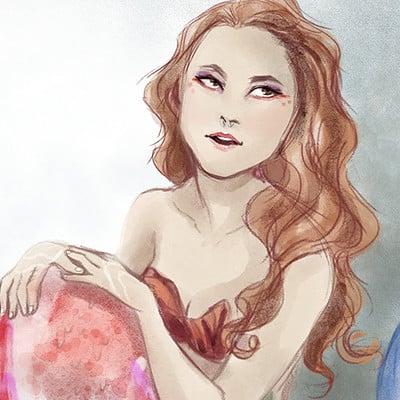 Elizabeth goldring elizabeth goldring malena mermaid b