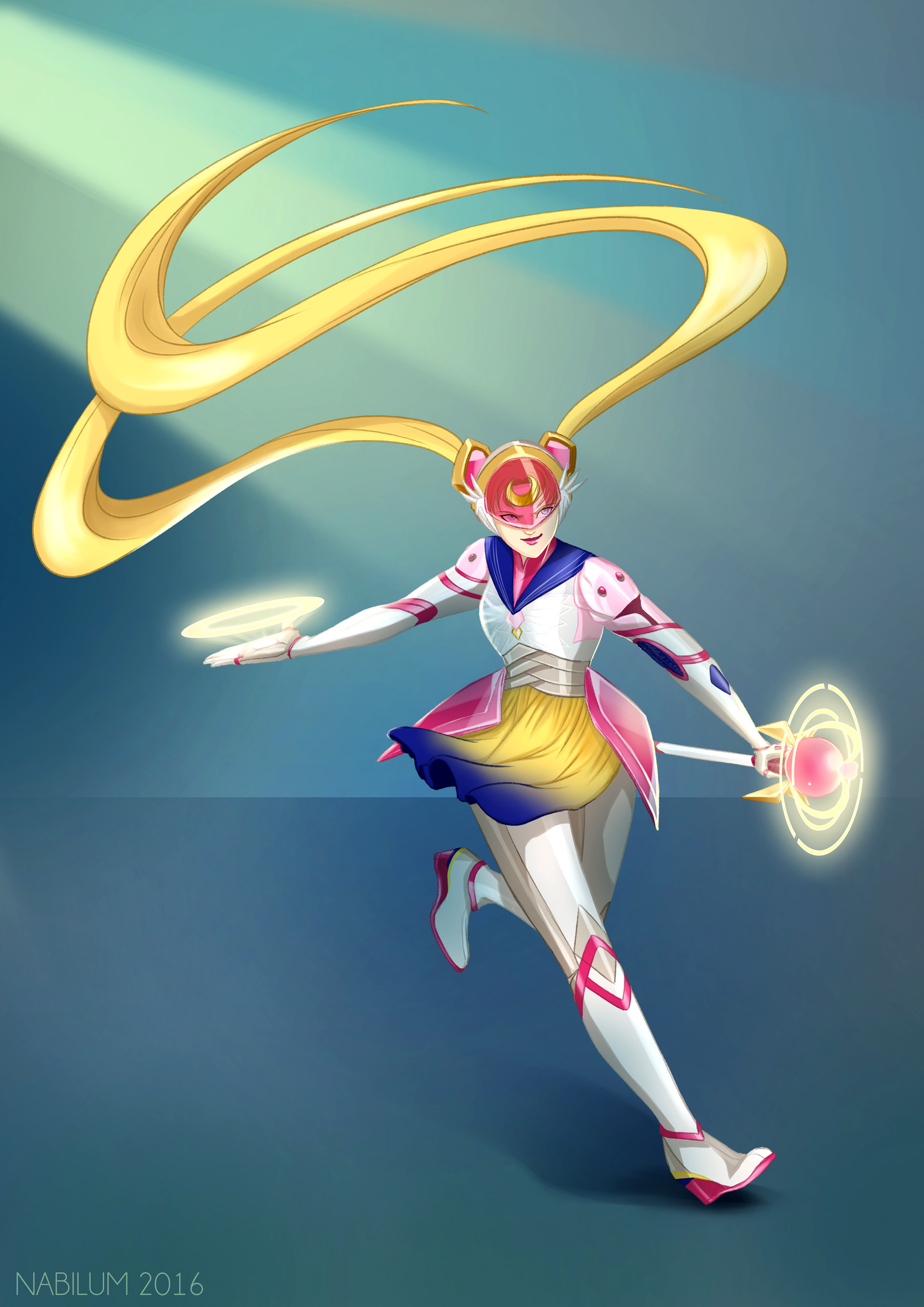 Elizabeth goldring sailor moon ow final
