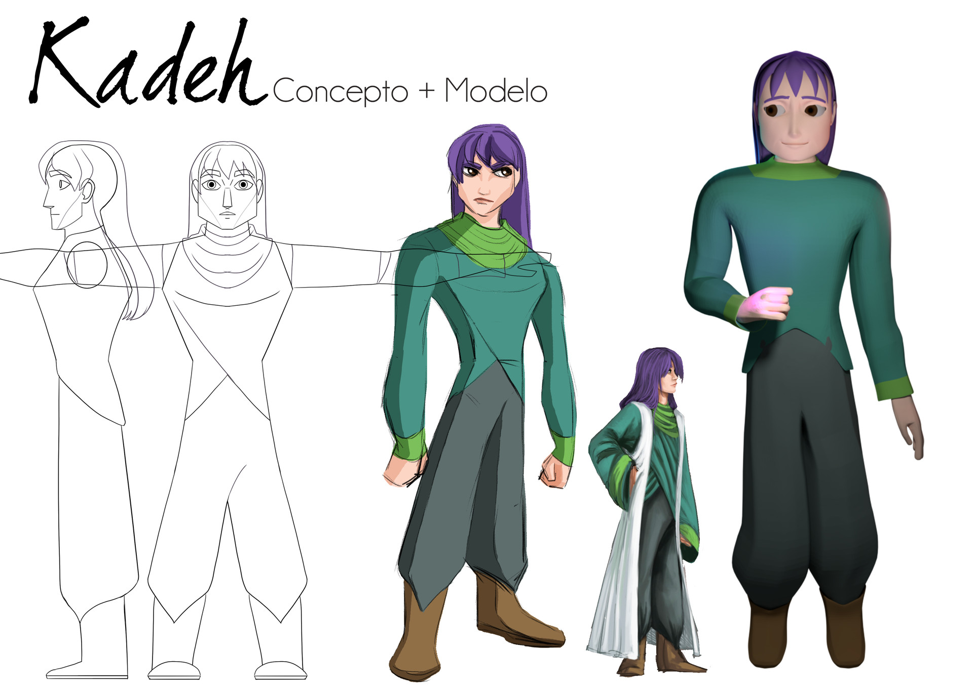 Elizabeth goldring kadeh modelo concept