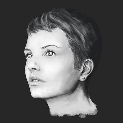 Lukas navratil paint portrait 1