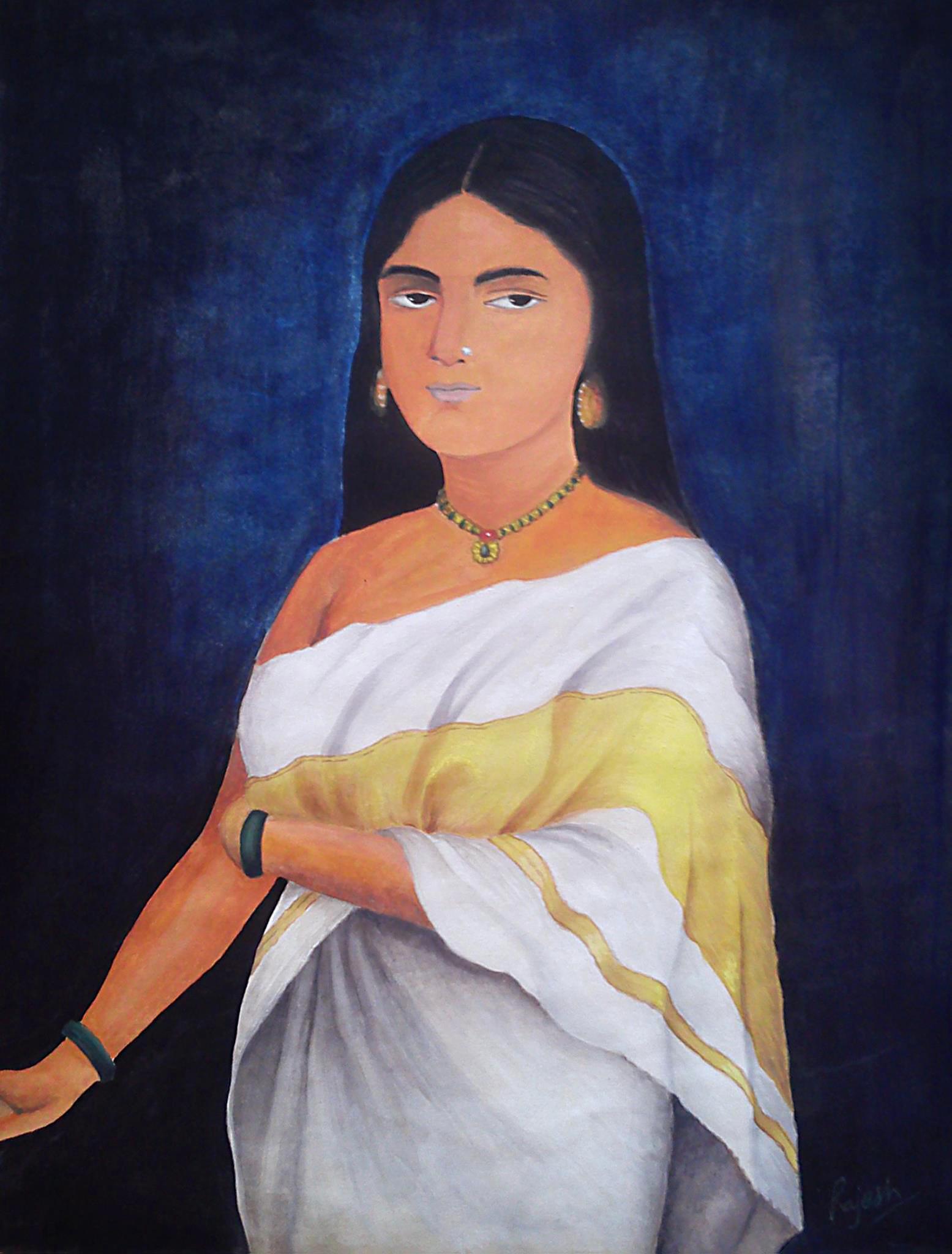 Rajesh r sawant malyalee lady